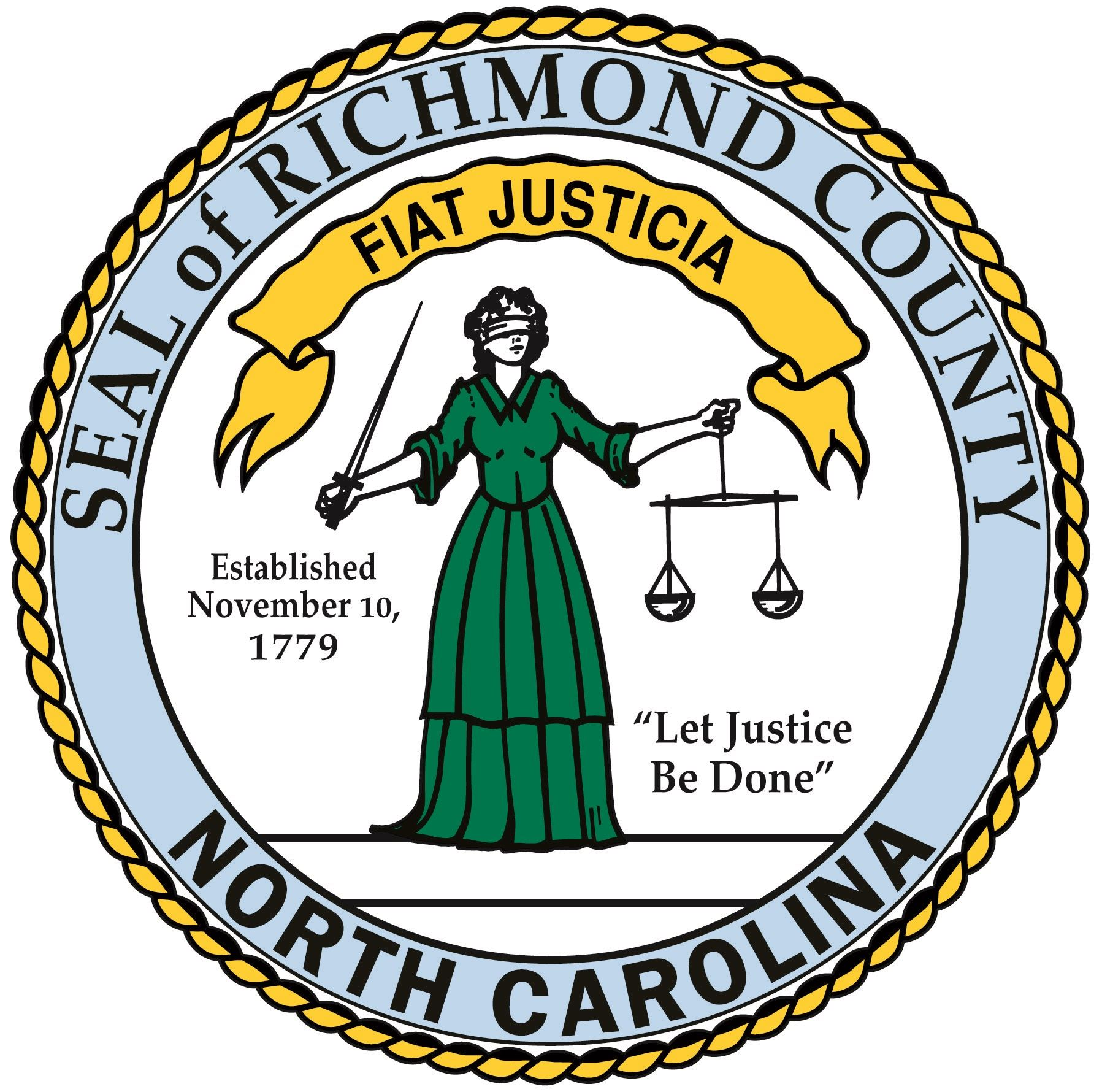 Richmond Co Seal - Color